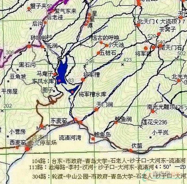 青青岛社区 玩崂山