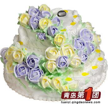 升级版丹香蛋糕提货券(10寸25cm鲜奶蛋糕/8欧式水果