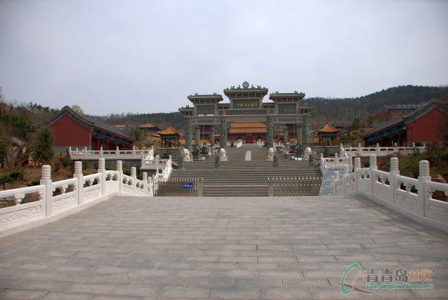 灵珠山菩提寺-青青岛社区