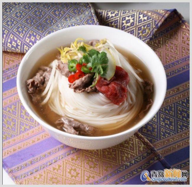 普爱越南米线店