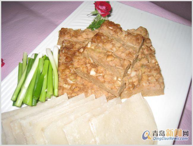 春饼三鲜烤虾酱