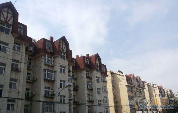 崂山区 香港中路 青岛大学 全套家具家电 双南卧室-整租          租