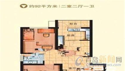 上海花园8楼过两年 赠送维修基金
