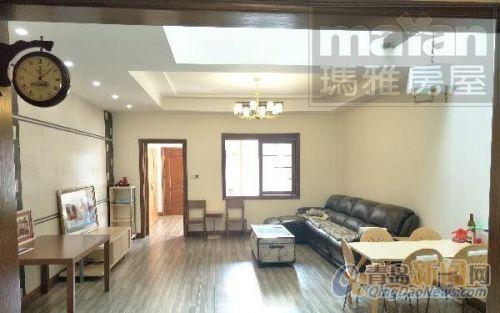 三个院子联排别墅,视-别墅出售-二手房房源-青岛新闻