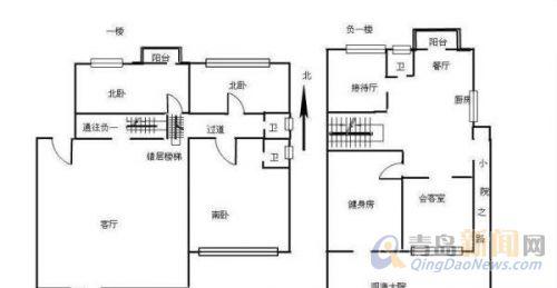 259平方房子设计图
