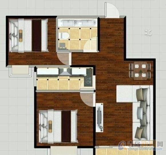 230平方房子设计图