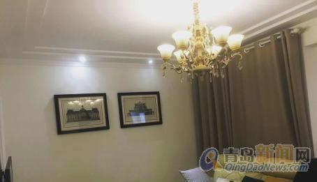 海怡新城锦丽苑豪华装修欧式风格可婚房