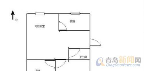 林语家园二楼,可改三-普通住宅出售-二手房房源-青岛