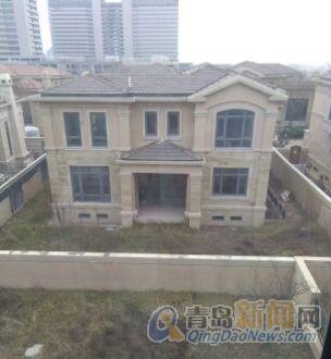 丽山国际独栋别墅535平米536万净价位置非常好带车库