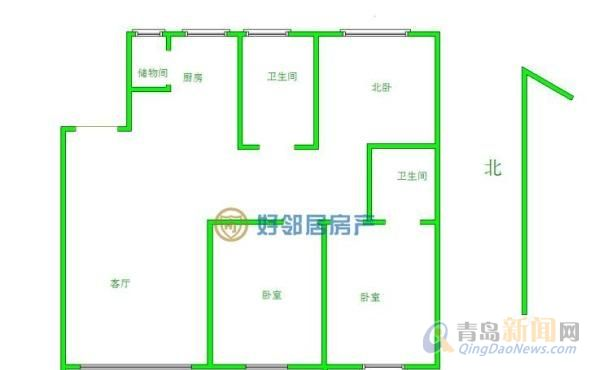 300平方的房子設計圖