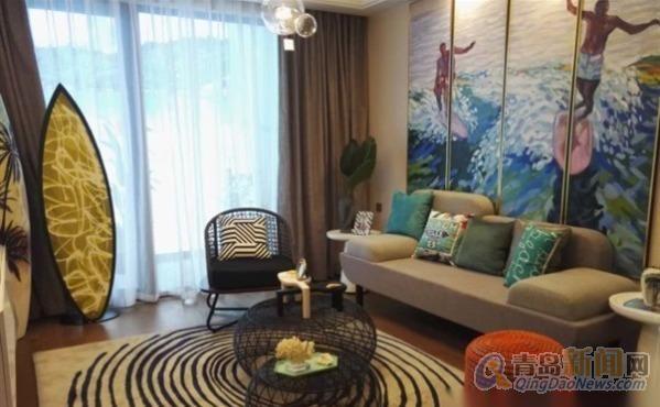 世贸悦海,海景公寓,城市阳台景区内,可托管的公寓,,青岛胶南珠海东方