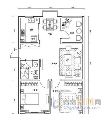 欧式楼层设计图