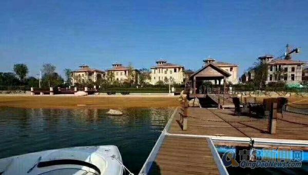 融创青岛海墅 看海别墅 类独栋 高品质 环境优美,青岛即墨温泉板块