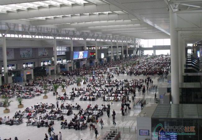 上海虹桥车站-青青岛社区