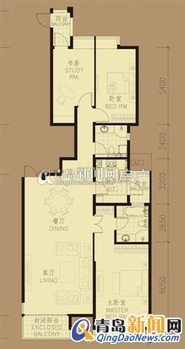 38平方米住宅装修招标书53号 预算半包3 5万 青岛新闻网家居装修招高清图片