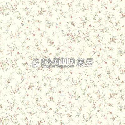 布鲁斯特壁纸红粉佳人VC51701
