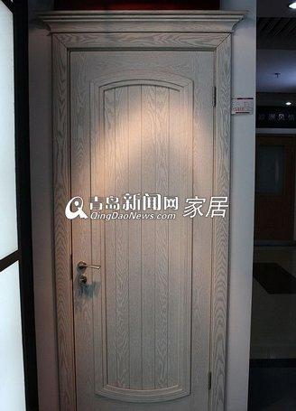 tata木门 象牙白 实木复合门