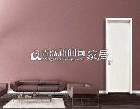 TATA木门 1+1系列 瓷白007实木复合门