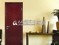 TATA木门 紫薇拼花实木复合门