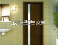 TATA木门 玻璃-019黄檀木门