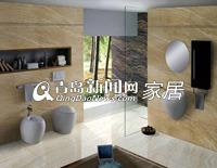 东鹏亚马逊YG805603 动感都市地面玻化砖
