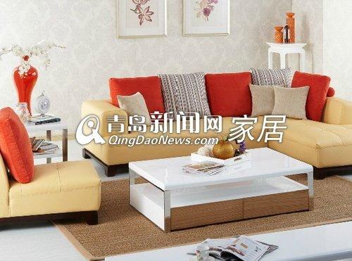 顾家家居客厅沙发组合真皮艺沙发1127图片