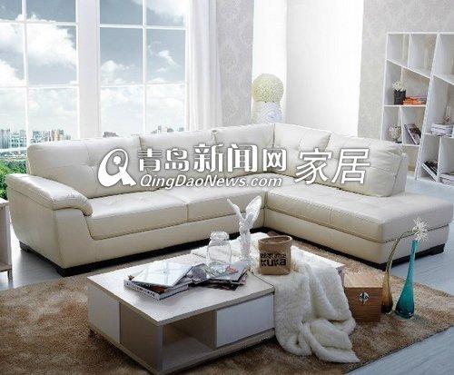 顾家家居客厅家具组合沙发1379B图片
