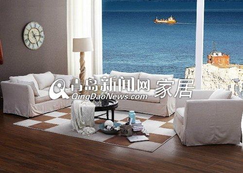 顾家家居1 2 3双扶手组合家具沙发2300图片