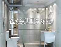 东鹏瓷砖云白石ln75111内墙釉面砖