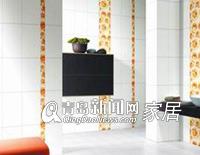 东鹏内墙砖玫瑰花LNA45401