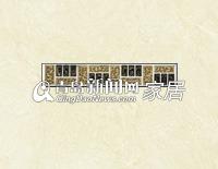 东鹏腰线砖翠竹系列27802Z41