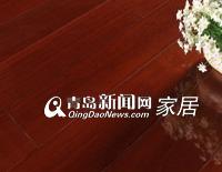 万宝龙地板水晶超耐磨18mm天然纯实木番龙眼地板