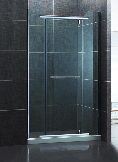 转轴型淋浴房