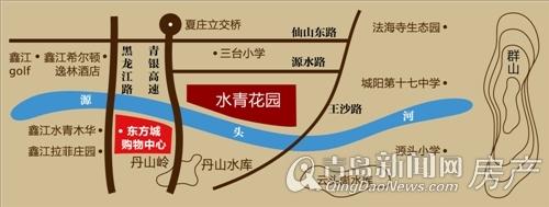 鑫江水青花园,城阳,青银高速,5月青岛市房地产销售,青岛新闻网