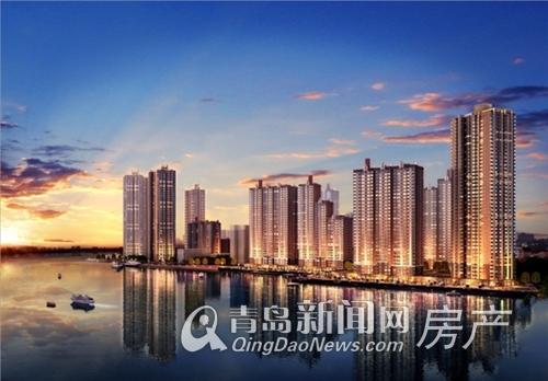 晓港名城,领海,高层,商铺,青岛新闻网