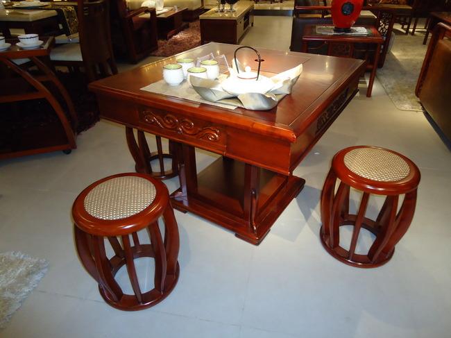 茶台 茶椅