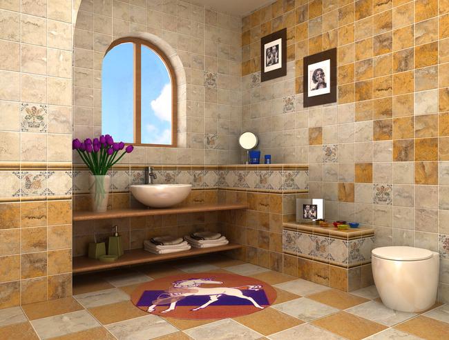 塞尚印象瓷砖