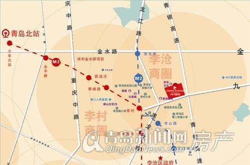 保利茉莉公馆,户型,李沧万达,乐客城,青岛新闻网