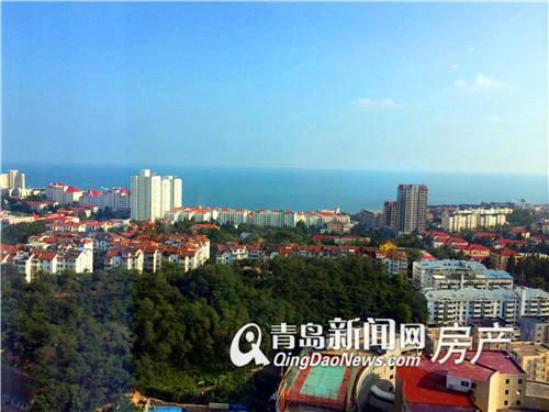 丽晶御筑,市南区,海景房,香港中路,青岛新闻网房产