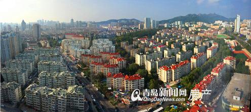 丽晶御筑,浮山山景,香港中路,市南区,青岛新闻网房产