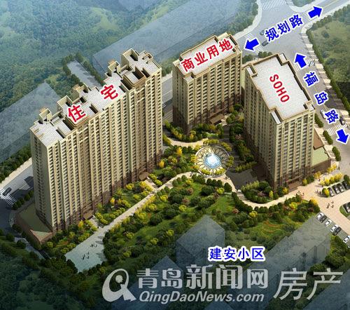中海国际社区一里城,2期青年客,青岛新闻网房产