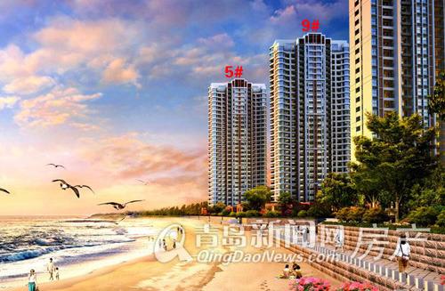 越秀,星汇蓝湾,condo360°上城,2014青岛房地产业博览会,青岛新闻网
