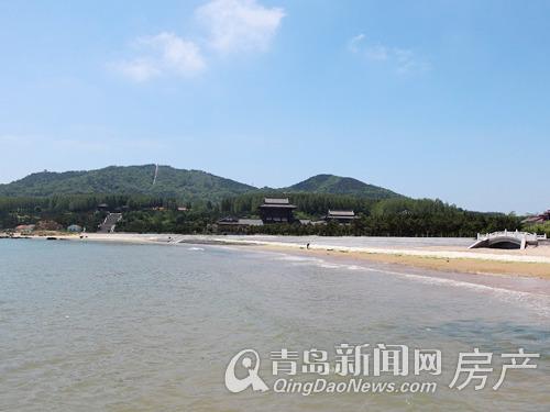 龙湾,琅琊台,碧海云天,青岛新闻网