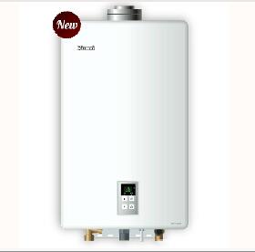 林内新一代平衡式燃气热水器