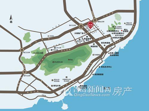 银盛泰新空间,崂山区新盘,海尔路,青岛新闻网房产