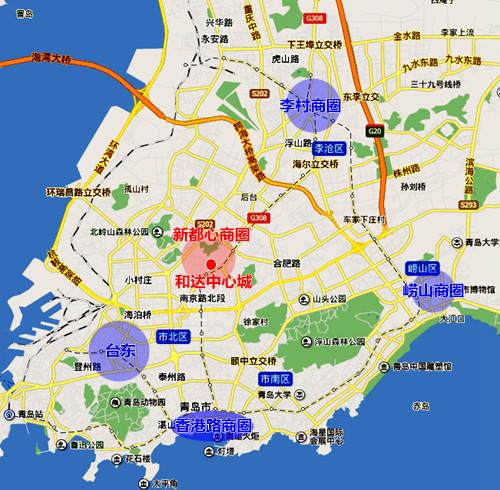 和达中心城,新都心,临街旺铺,麦凯乐,地铁,青岛新闻网房产