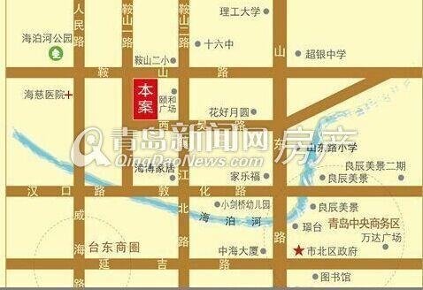 金玉良缘,市北中心城区,准现房,直减11111元,团购,青岛新闻网房产