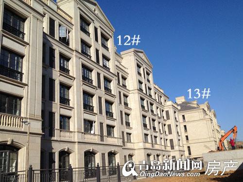 映月公馆珑台,准现房,工程进展,多层,李沧区,青岛新闻网
