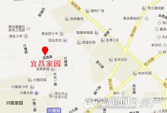 宜昌家园,负一层,市北,四方,海云庵,青岛新闻网