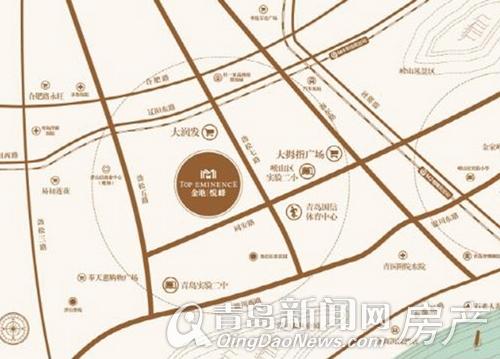 金地悦峰,崂山区,营销中心开放,户型,青岛新闻网房产